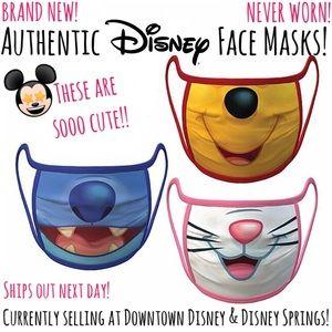 ❣️SALE! Authentic Disney Brand Face Masks! 😍😷